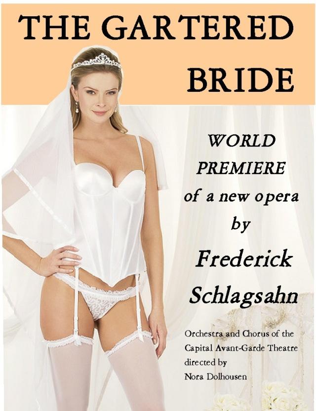 Gartered Bride