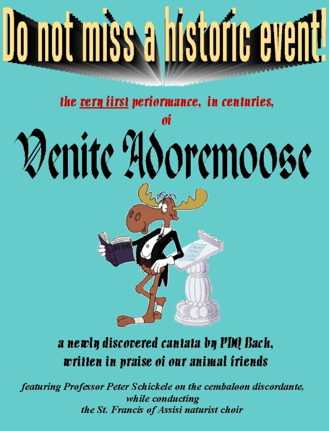 venite adoremoose
