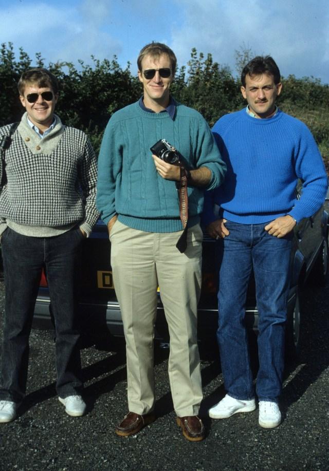 Wheeled terrorists of Cornwall