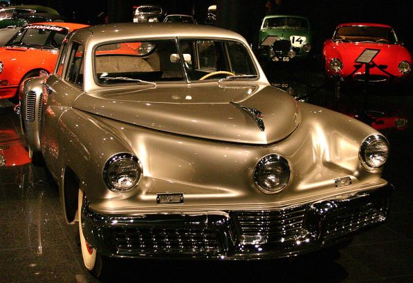 1948_Tucker_Sedan_at_the_Blackhawk_Museum